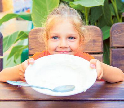 Why breakfast is a crucial meal for children