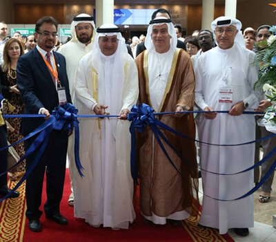 His Excellency Humaid Al Qatami Inaugurates Dubai Derma 2016