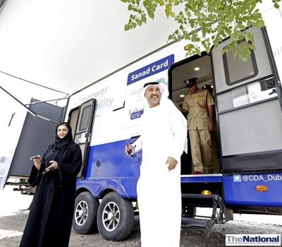 Mobile clinic to screen children across Dubai
