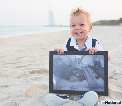 Pictures of hope for UAE mums