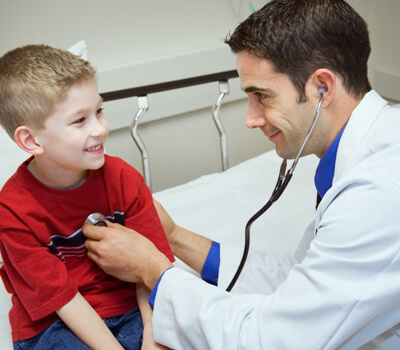 Special needs children get free medical check-ups