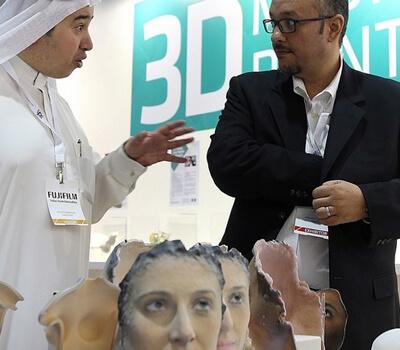 Dubai eyes 3-D printing for medical treatment