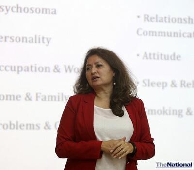 Mental health education at school will reduce stigma, UAE experts say