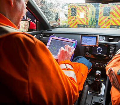 New 998 app allows residents to request emergency ambulance
