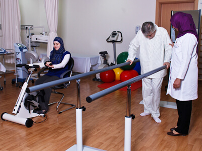 UHS Physiotherapy & Rehabilitation Center Expands by 200%