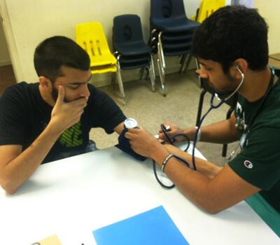 Free health clinic for Ramadan