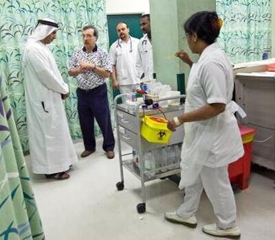 RAK hospitals receive more than 2,000 emergency cases since start of Ramadan