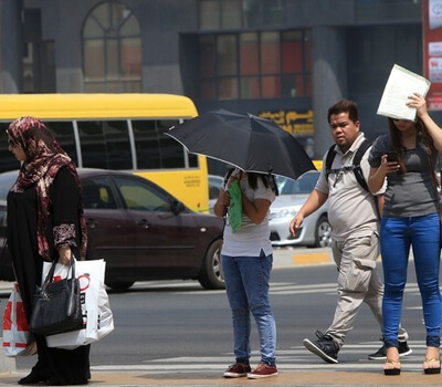 Doctors in UAE urge caution as cases of heat stress rise