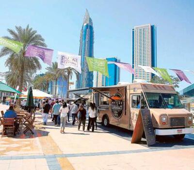 Food trucks cannot be mobile restaurants in Dubai