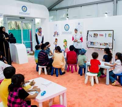 55 hours spent on awareness activities in July in Abu Dhabi