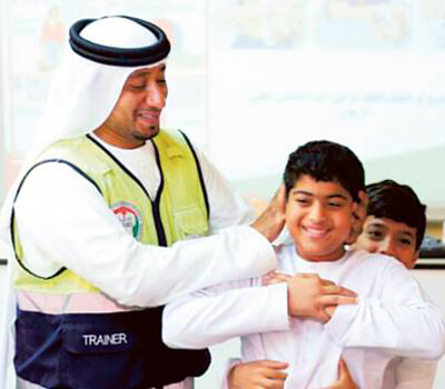 Child safety campaign raises awareness across the UAE