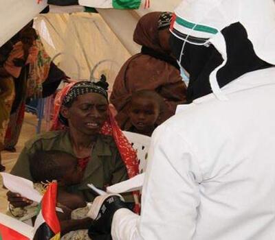 Emirati doctors launch initiative to treat a million women