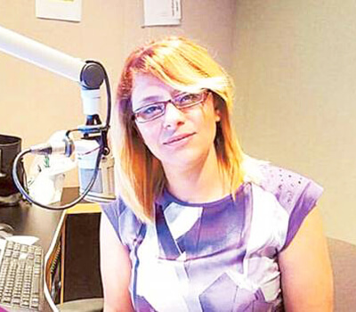 Help needed for Dubai radio presenter battling cancer
