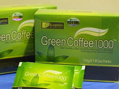Green Coffee 1000 is banned in UAE