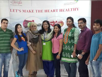 RAK Hospital campaign raises awareness about heart disease