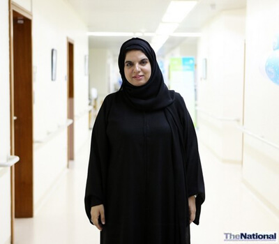 The 'unsung hero' known for her dedication to UAE's chronically ill