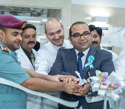 Abu Dhabi hospital launches health awareness ribbon campaign