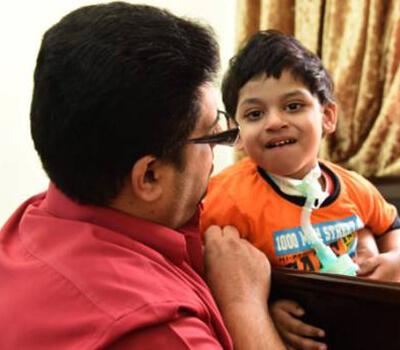 Abu Dhabi Cancer Survivor burdened by debt