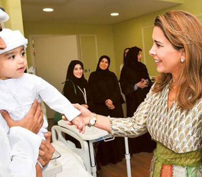 Hospital for women, and run by women, opens in Dubai