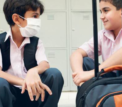 Influenza virus highly active in the UAE
