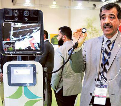 Robo Docs to enhance health care facilities in Dubai