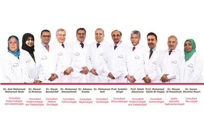 UHS to hostan International Conference on Acute Medicine