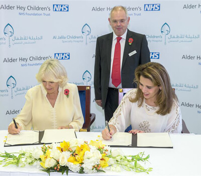 Al Jalila Children's Hospital partners with Alder Hey Children'sua