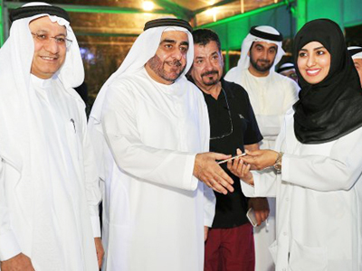 Dubai Innovation Week in sync with healthy goals