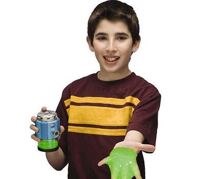 Health warning against slime toys