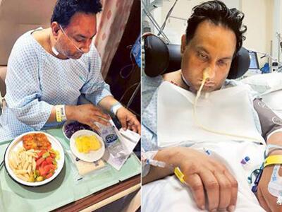 Hospital warned after man lapses into vegetative state