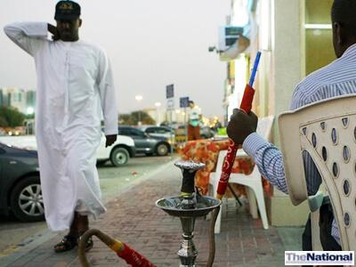Shisha the biggest smoking threat to health, Abu Dhabi study shows