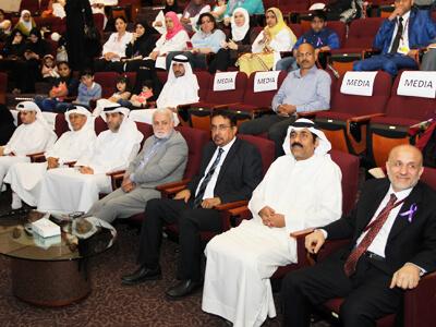 World Prematurity Day 2016 at University Hospital Sharjah