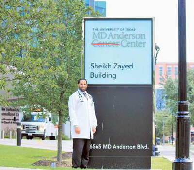 UAE physician identifies a unique subtype of colon cancer