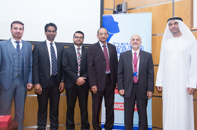 UHS hosted an ENT conference for international experts