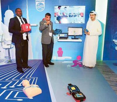 Dubai to be fastest life saver during cardiac arrest