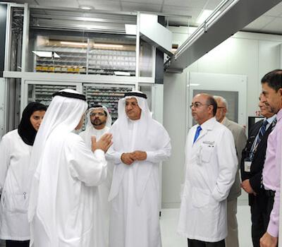First smart pharmacy run by robot begins at Rashid Hospital
