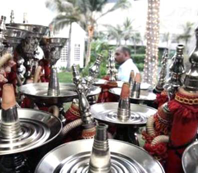 More than 100 cafes closed for shisha violations