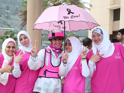 Pink Caravan calls for volunteers for breast cancer awareness ride