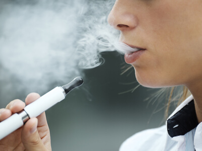 Some flavours of e-cigarette liquid affect male sperm count, UK study finds