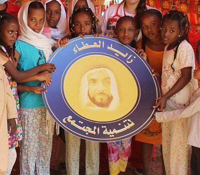 UAE medical convoys to treat children and elderly in Africa