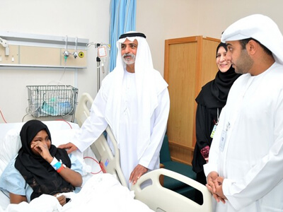 UAE on track with its national health agenda