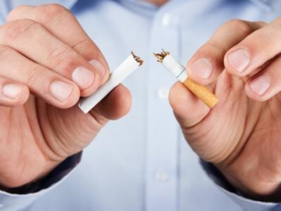 Young patients seeking smoke cessation advice
