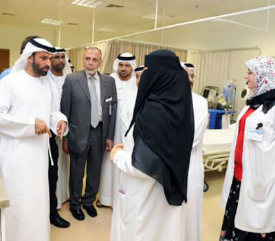11 primary health centres in Dubai globally accredited