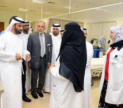 11 primary health centres in Dubai globally accredited