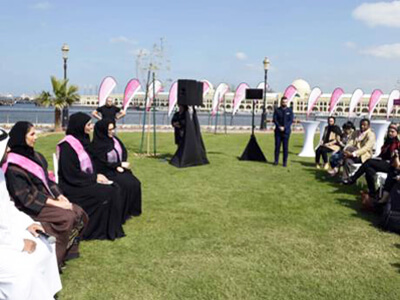Seventh edition of Pink Caravan Ride starts in Sharjah on March 7